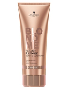 Schwarzkopf Бондинг-кондиционер All Blondes Keratin Restore BlondMe 200 мл