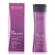 Revlon Шампунь с кератином Hair Recovery Be Fabulous 250 мл
