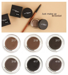 Just Make Up Гель для бровей Brow Gel 2,3 гр