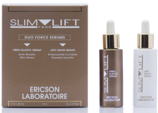 Ericson Laboratorie Набор сывороток Duo Force Slim Face Lift