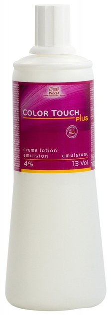 Wella Крем-оксидант 4% Color Touch plus+ 1000 мл