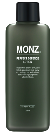 Esthetic House Мужской лосьон для лица Monz Perfect Defence Lotion 235 мл