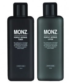 Esthetic House Мужской набор для лица Monz Perfect Defence Set Perfect Defence Toner & Perfect Defence Lotion
