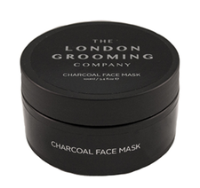 The London Grooming Company Маска для лица с древесным углем Charcoal Face Mask 100 мл