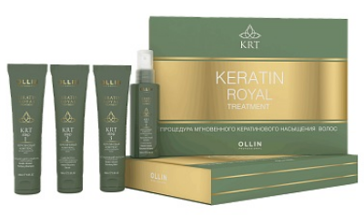 Keratin Royal Treatment - Линия для восстановления волос
